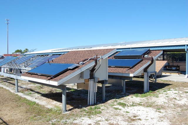 Hot Water Systems Laboratory Florida Solar Energy Center Fsec Cocoa Fl